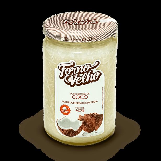 classica doce de coco