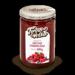 classica doce de frutas vermelhas